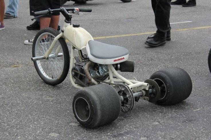 Honda bike for drift
