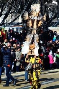 Международен фестивал на маскарадните игри Сурва Перник 2016 International Festival of the Masquerade Games Pernik