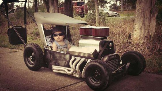Rat Rod Kid